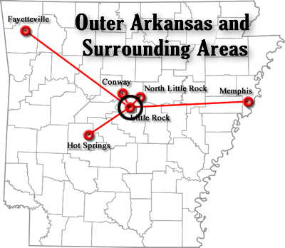 Map Of Arkansas Airports Little Rock Airport Shuttle | Intercity Transportation | Shuttle  Map Of Arkansas Airports
